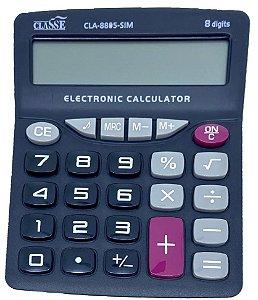 Calculadora de Mesa 8 Dígitos CLA8805-SIM