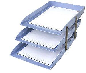 Caixa Correspondência Articulável Tripla Dello