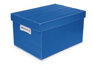 Caixa Organizadora Média The Best Box Novaonda - Polibras
