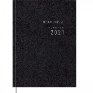 PLANNER EXECUTIVO COSTURADO CAMBRIDGE SET 2021