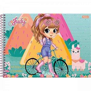 Caderno Cartografia Judy