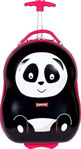 Mala Extra Pequena Sestini Kids Panda Colorido