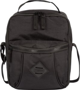 Lancheira Pocket Sestini Lunch Crinkle Preto