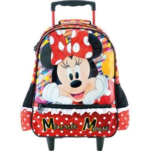 Mala com Rodas 16 Minnie Its All About