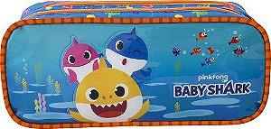 Estojo Duplo Baby Shark R1