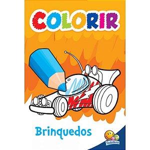 Colorir: Brinquedos