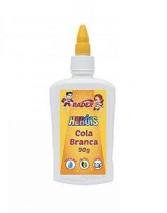 Cola Branca 90g Heróis Radex