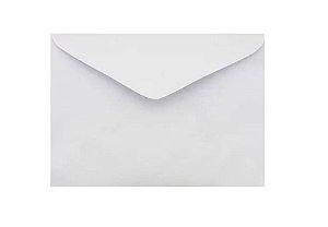 Envelope Saco branco 63g 114x162mm