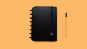 Caderno Inteligente Basic Black