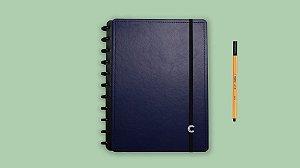 Caderno Inteligente Dark Blue