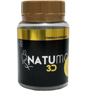 Natumax 3D 30 cáps