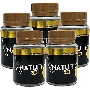 Natumax 3D - kit 5 unidades