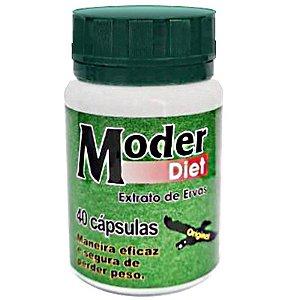 Moder 40 cáps