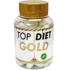 Top Diet Gold 60 cáps