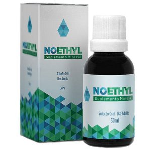 Noethyl Suplemento Mineral Anti Álcool 30ml