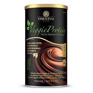 Veggie Protein 455g - Sabor Cacao - Essential Nutrition