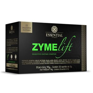 ZymeLift - CX 30 sachês de 3g - Essential Nutrition