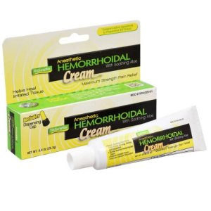 Hemorrhoidal Cream 26g - Alívio da dor da Hemorróida