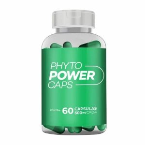 Phyto Power Caps 60 Cáps