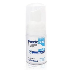Procto Cool 30ml - Para cuidados na região anal