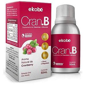 Cram.B 50ml - Contra Infecções do Trato Urinário