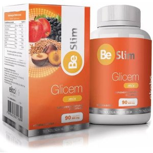 Be Slim Glicem 60 cáps