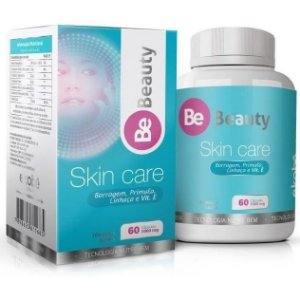 Be Beauty Skin Care 60 cáps - Combate Melasma