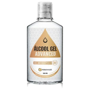 Álcool em Gel Advanced 500ml