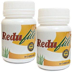 Redufite 30 cáps - kit 2 unidades