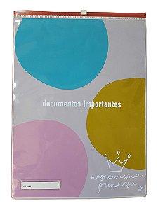Pasta documentos importantes  Menina - bola