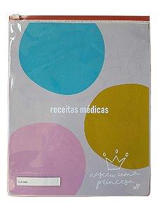 Pasta receitas Médicas Menina - bola