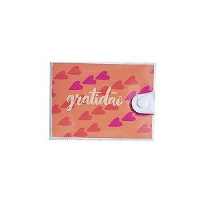 Porta Documento Carro - gratidão