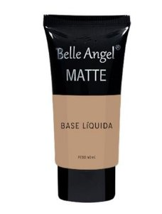 Base Líquida Facial Matte Belle Angel