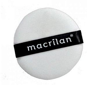 Esponja para Maquiagem Puff Macrilan