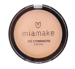 Pó Compacto Facial Mia Make