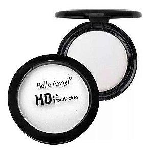 Pó Compacto Translúcido HD Belle Angel
