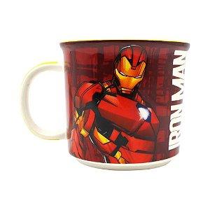 Caneca Marvel Tom Homem de Ferro Tie Die 350ml