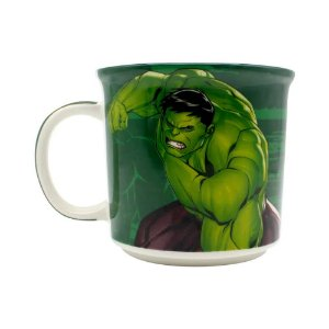 Caneca Marvel Tom Hulk Tie Die 350ml