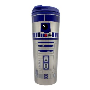 Copo Viagem Star Wars R2D2 500ml