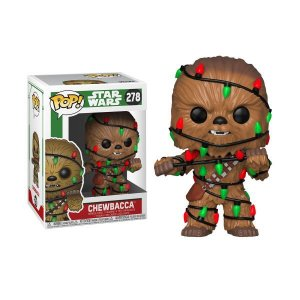 Funko Pop Star Wars Chewbacca Lights