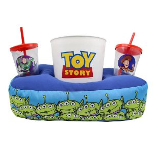Kit Almofada Porta Pipoca Toy Story