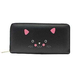 Carteira Gato Meow