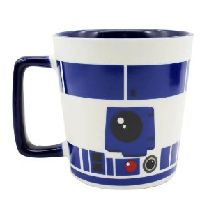 Caneca Star Wars Buck R2D2 400ml