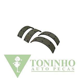 JOGO DE LONA TRASEIRO D10/D20/F1000 (2080TX)