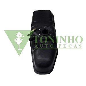 TANQUE DE COMBUSTIVEL 75LTS (PLASTICO) S10 CABINE DUPLA 06/11 (93320008)
