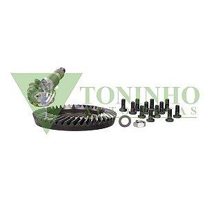 CONJUNTO COROA E PINHAO 41X10 (DANA60/60HD) GM SILVERADO MWM (93278437)