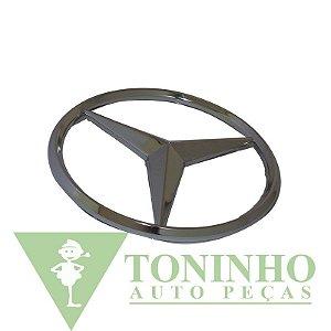 Estrela Grade Mercedes Benz Cromada 220M (3148100218)