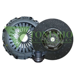 Kit de embreagem 395mm - VOLKSWAGEN (2T2141025A)
