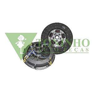 KIT EMBREAGEM 395 MM C/MORINGA FORD/CARGO (AC457502CA)