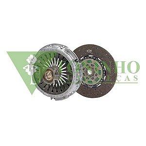 KIT DE EMBREAGEM 365mm C/MORNGA 2500LBS VOLKSWAGEN/FORD (2S0198149AX)